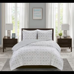Madison Park Quilt Set - King/Cali King